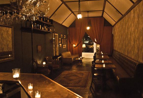Sidebar at Bar Covell