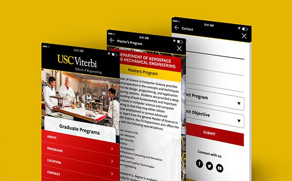 USC Viterbi: Graduate Viewbook - Featured Image